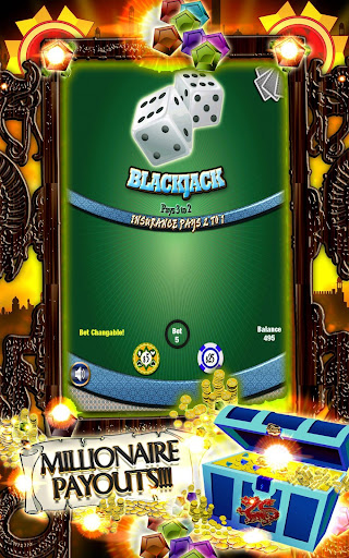 Blackjack City Casino Vice Bet