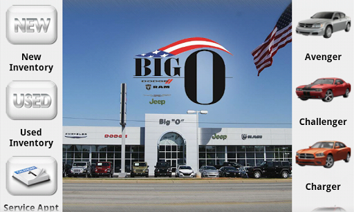Big O Dodge Greenville