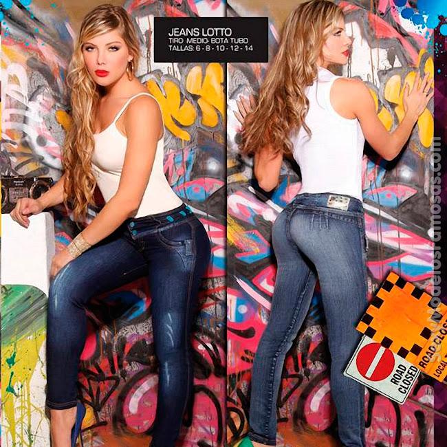 Angelica Jaramillo y Sofia Jaramillo Axxys Jeans Foto 15