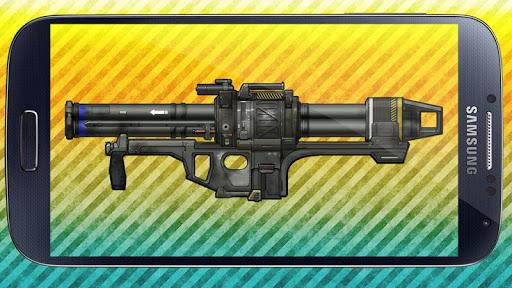 Amazing Grenade Gun
