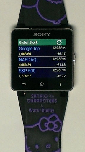Global Stock for SmartWatch 2