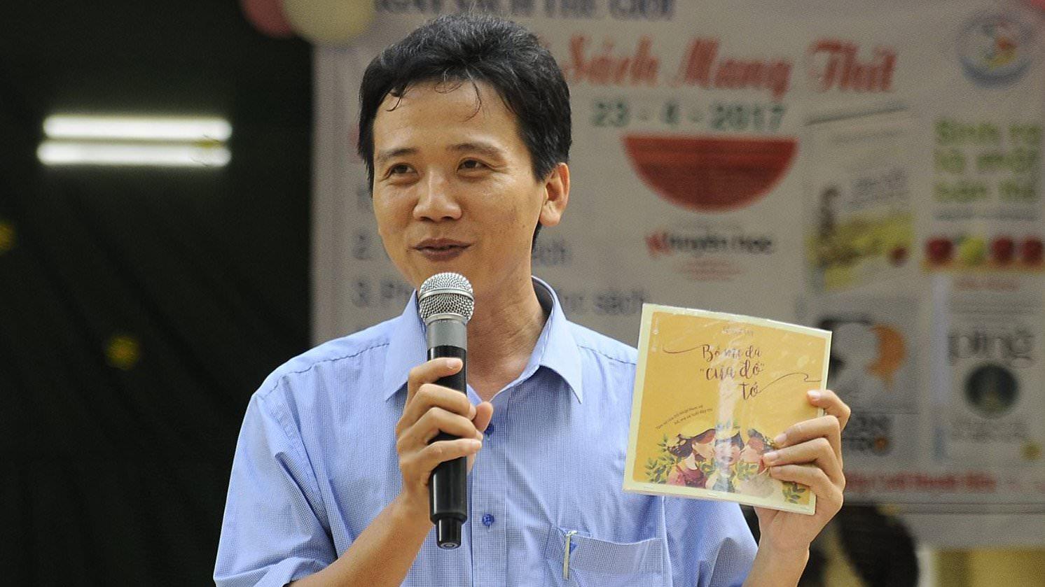 Thầy Huỳnh Văn Thế, người tâm huyết với việc đọc sách đã qua đời