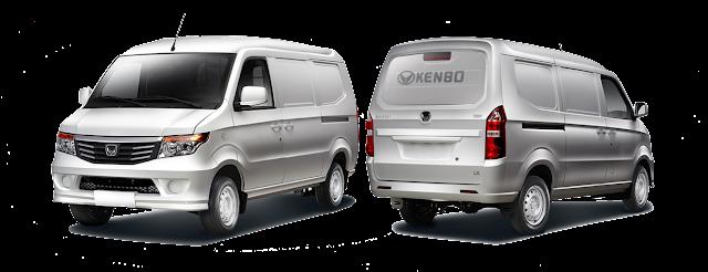 Xe tải Van 2 chỗ Kenbo 950Kg