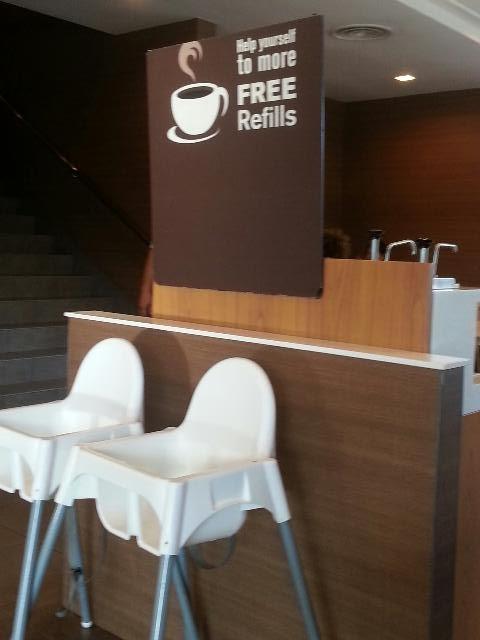 Free Coffee Refills At Mcdonalds