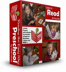 Reading the Easy Way Preschool