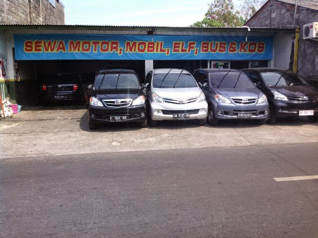 Garasi Sewa Mobil di MitaTrans Jogja