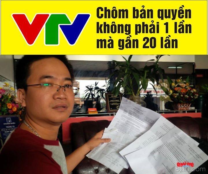 NHỤC NHÃ QUÁ! Kênh truyền hình chính thống nhà nước VTV không