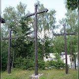 Tri kríže - Drei Kreuze