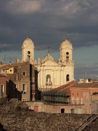 Obiective turistice Sicilia: Catania Basilica
