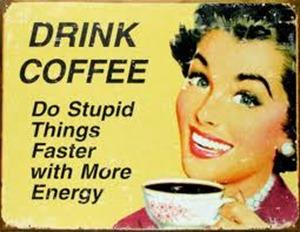 Coffee press camping gadget of the week
