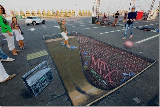 Max Rules! Abu dhabi, UAE. 3D Paintings