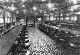 Second_class_dining_room_on_RMS_Olympic