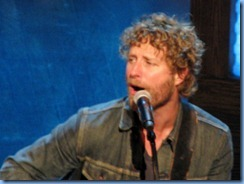9274 Nashville, Tennessee - Grand Ole Opry radio show - Dierks Bentley