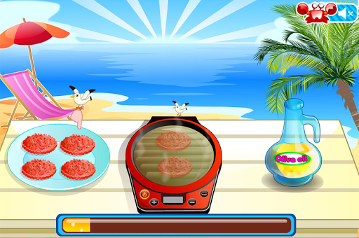 Mini Burgers, Cooking Games 2.0.9 screenshots 5