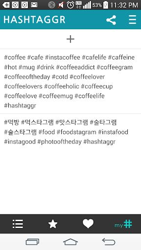 Hashtaggr for Instagram