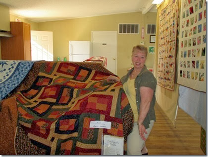 Sweet P Quilting And Creations On With The Show