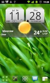 MIUI Digital Weather Clock Screenshot 3