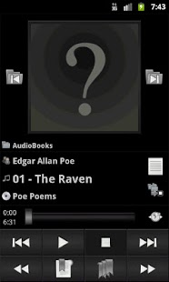 MortPlayer Audio Books - screenshot thumbnail