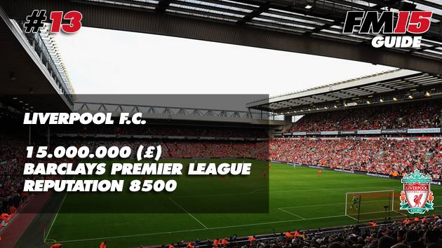 Liverpool FM15