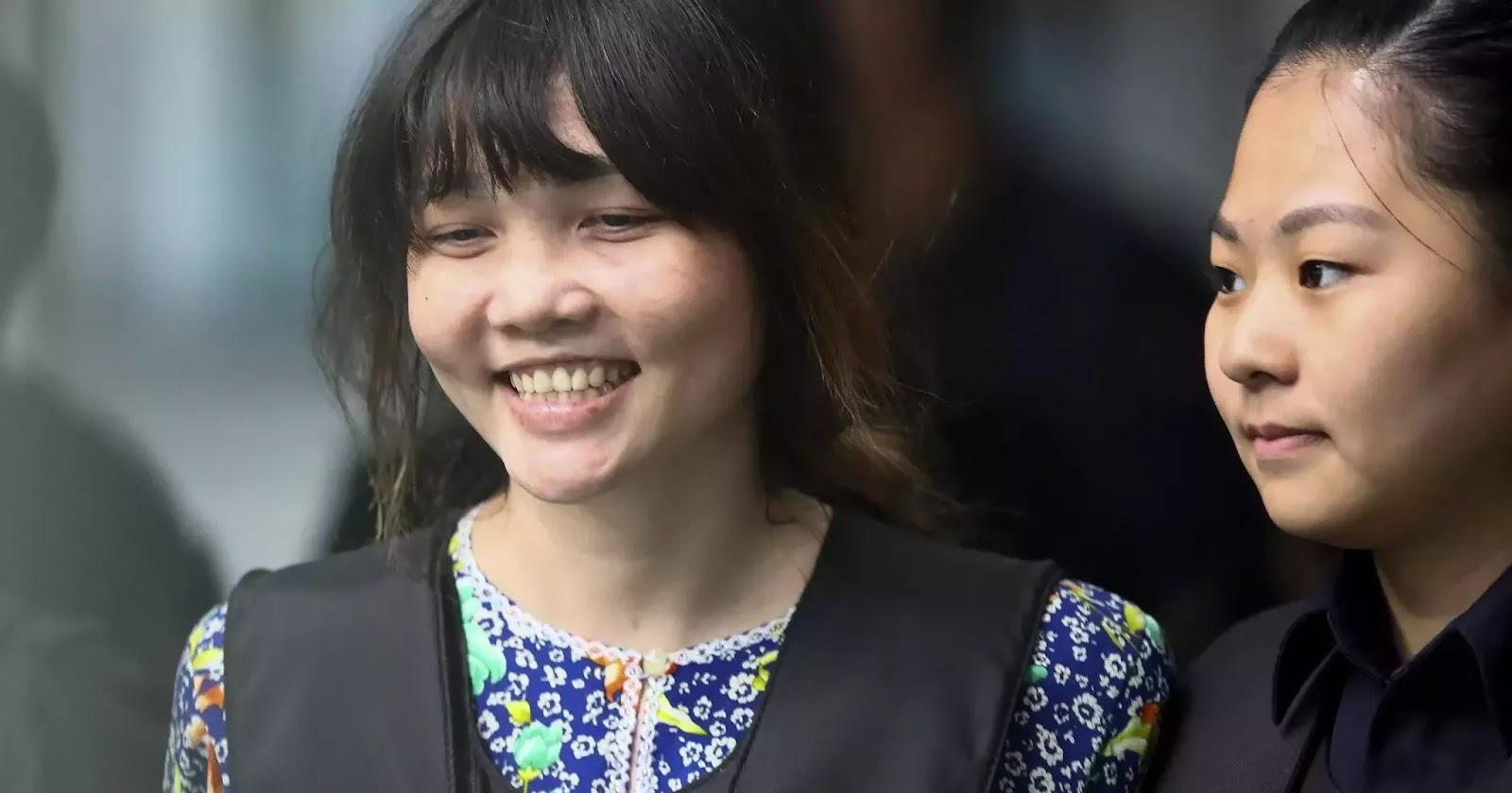 Chị Đoàn Thị Hương, công dân Việt Nam, được thay đổi tội danh