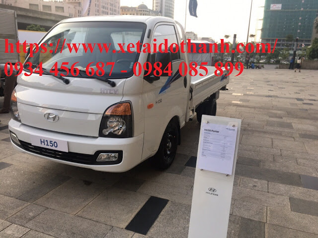Xe tải Hyundai 1,5 tấn