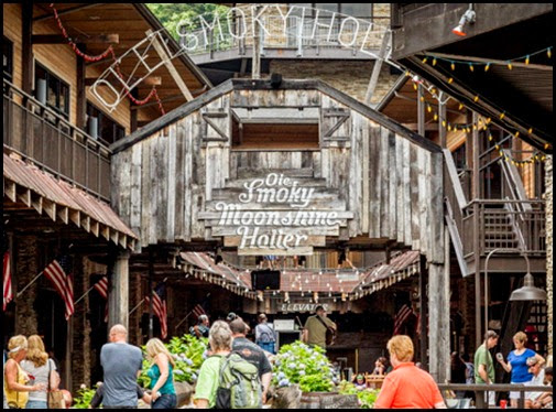 02 - Old Smoky Moonshine Distillery