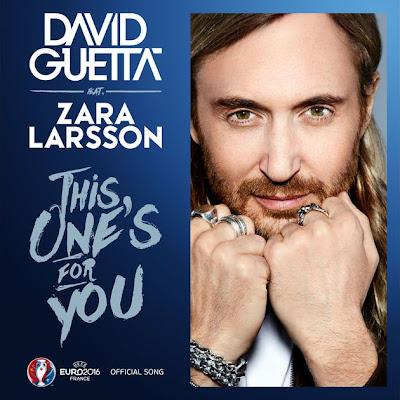 UEFA EURO 2016 is now launched download the official anthem This One's