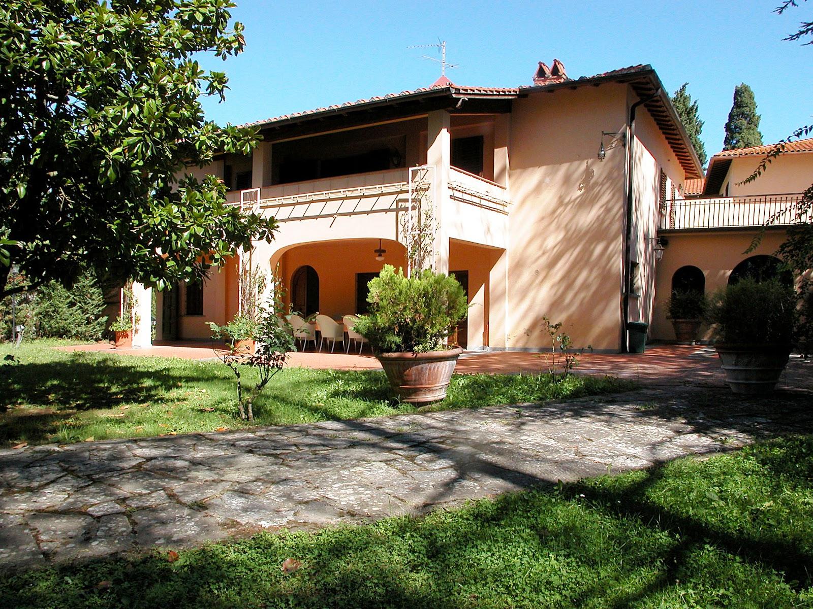 Villa Loggiato_Vicchio_1