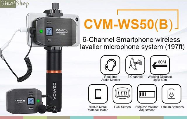 Comica CVM-WS50B