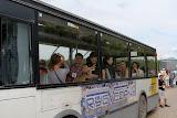 Palikę senovinę techniką apsaugos tarnyboms autobusais vykome į D. Linkevičiaus žemės ūkio technikos muziejų.