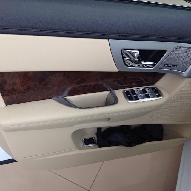 Nội Thất Xe Jaguar XF Premium Luxury 013