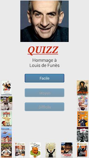 Quiz Louis de Funès