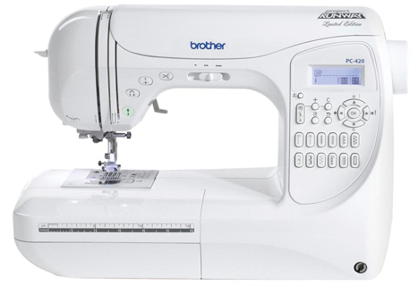 Sew Spoiled Brother 420 Sewing Machine