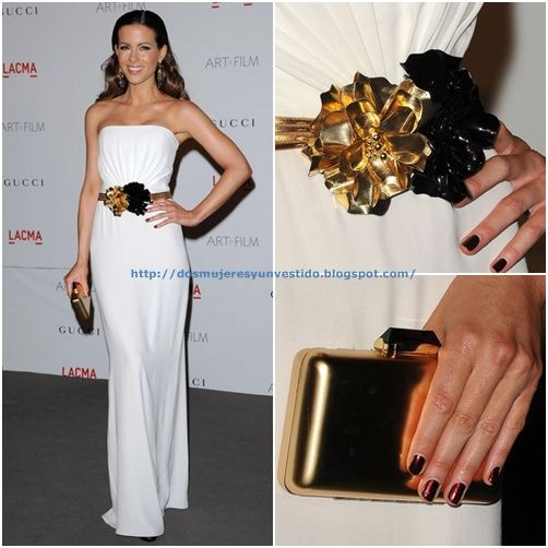 Kate Beckinsale LACMA Art Film Gala