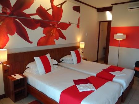 Cazare Mauritius: Camera hotel Tamassa