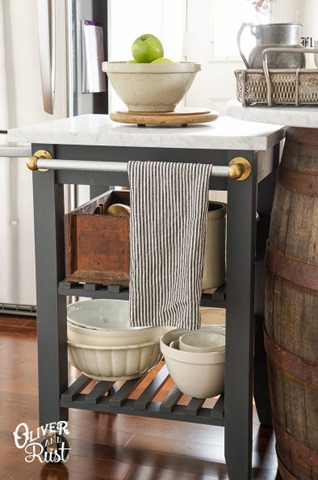 hometalk_kitchen cart