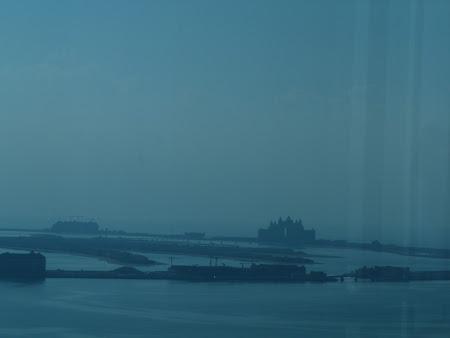 Obiective turistice Dubai: insula palmier