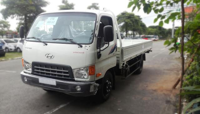 Hyundai HD72 thùng lửng