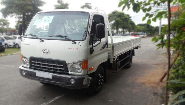Hyundai HD88 do thanh thung lung
