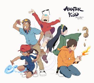 Avatar The Last Airbender  Tiết Khí Sư Cuối Cùng