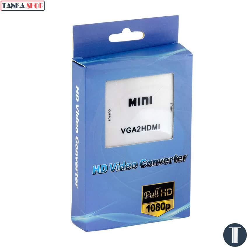 Mini VGA2HDMI