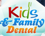Kids and Family Dentistry - Manassas Logo