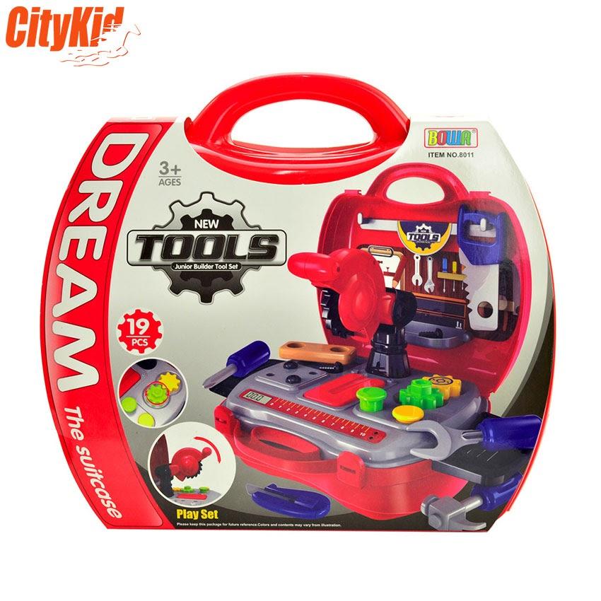 bộ đồ chơi dụng cụ sửa chữa BOWA 8011