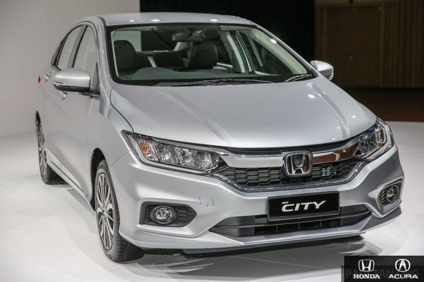 Đánh giá xe Honda City 2017 03