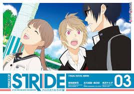 Hoàng Tử Stride  Prince of Stride Alternative