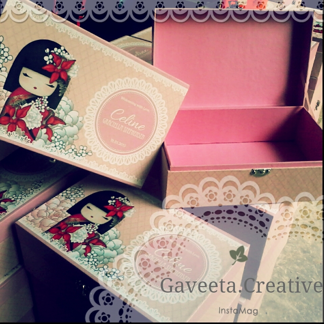 Case box (Box Koper)
