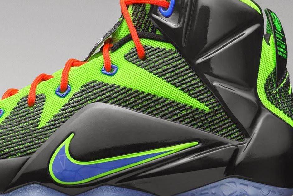 08b0d94466f34 ... Nike LeBron 12 GS 8220Gamer8221 Inspired by Bronnie8217s Xbox One Cake  ...