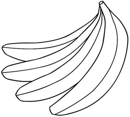 Dibujos De Banana