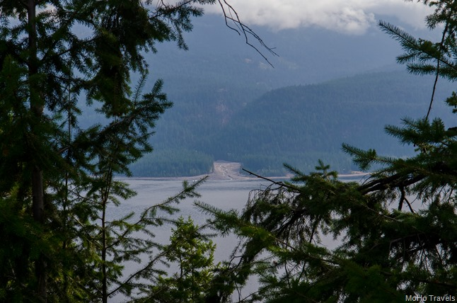 Kootenay Lake north of Kaslo