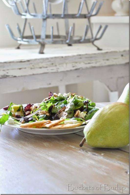 Green Well Salad 6